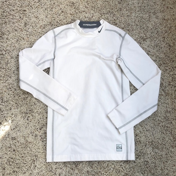 Nike Other - Nike Pro Combat thermal dri fit shirt
